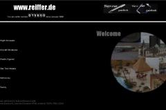 Homepage-Reiffer-Oktober-2000