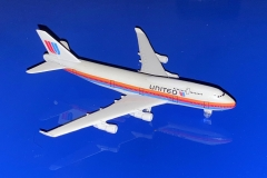 Boeing 747-422 United Airlines