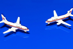Boeing 737-222 & Boeing 737-522 United Airlines